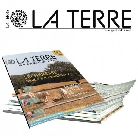LA TERRE (Abonnement)